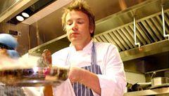Jamie Oliver bojuje proti obezitě. Učí Australany, jak zdravě jíst